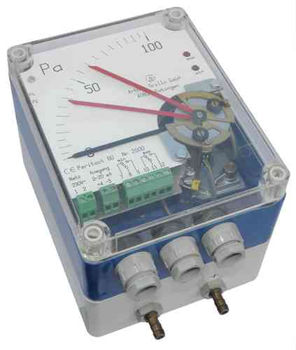 MZP80 - Two-Wire transmitter