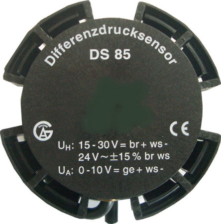 Differenzdrucksensor DS 85\\n\\n02.09.2011 08:38